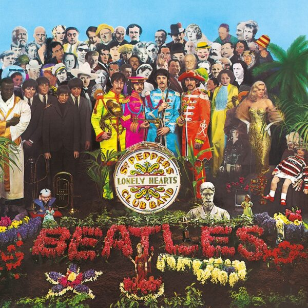Beatles – Sgt Pepper's Lonely Hearts Club Band