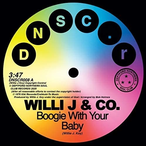 Willi J & Co – Boogie With Your Baby