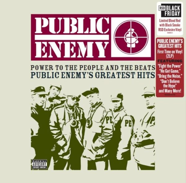 Public Enemy – Power To The People