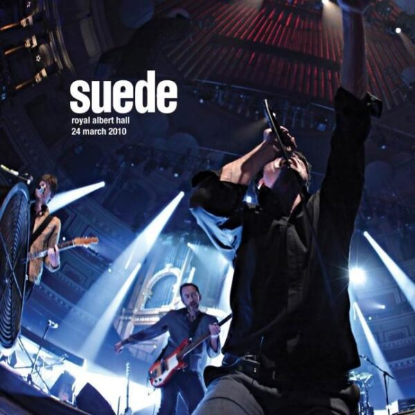 Suede – Royal Albert Hall – 24th March 2010