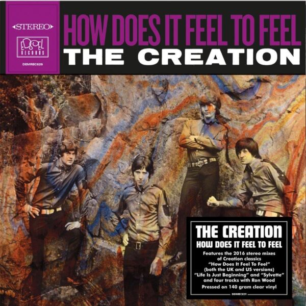 The Creation – How Does It Feel To Feel