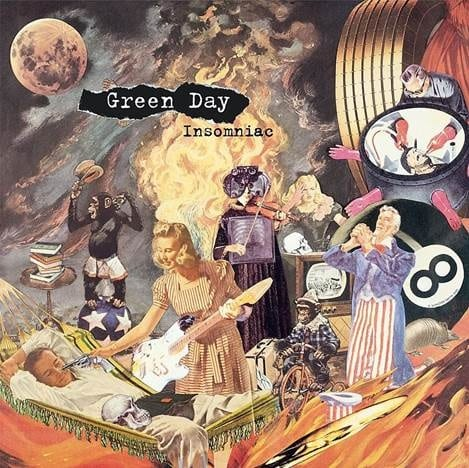 Green Day – Insomniac (25th Anniversary Remastered)