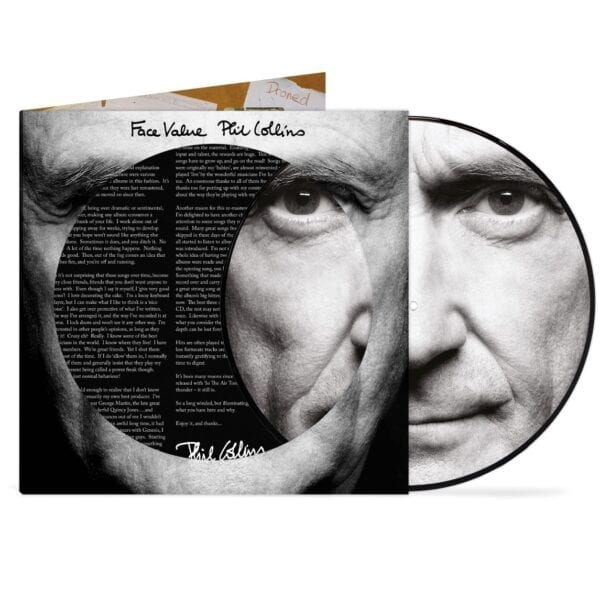 Phil Collins – Face Value (40th Anniversary)