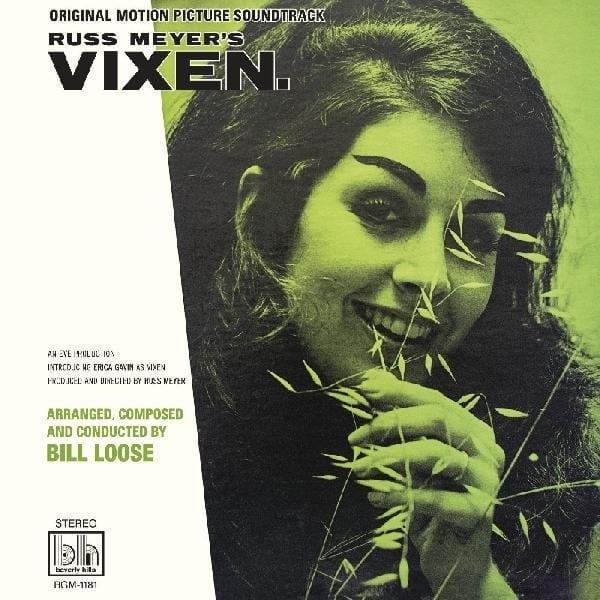 Bill Loose – Russ Meyer's Vixen – Original Motion Picture Soundtrack