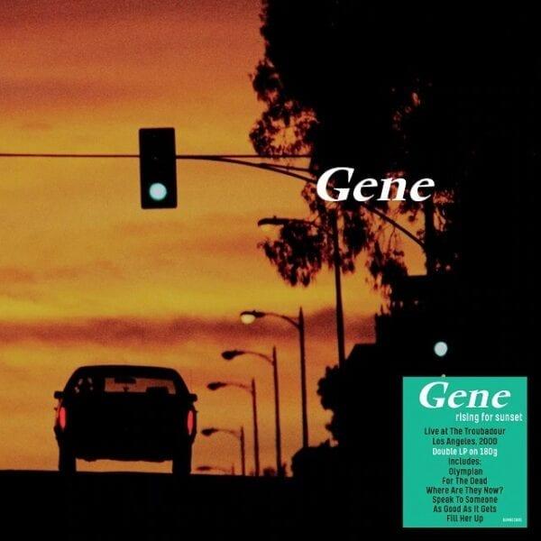 Gene – Rising For Sunset