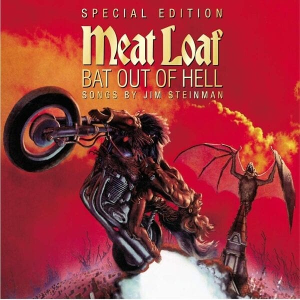 Meat Loaf – Bat Out Of Hell (Clear Classic Version)