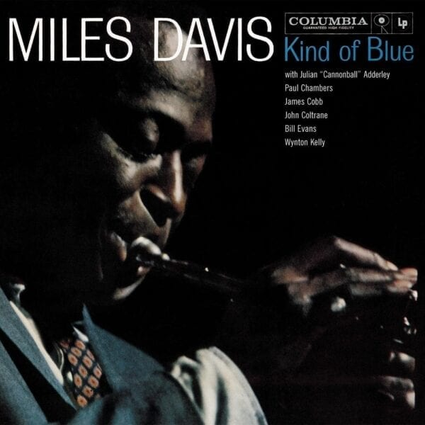 Miles Davis – Kind Of Blue (Clear Classic Version)