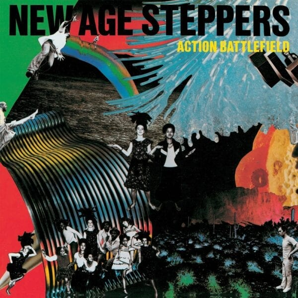 New Age Steppers – Action Battlefield
