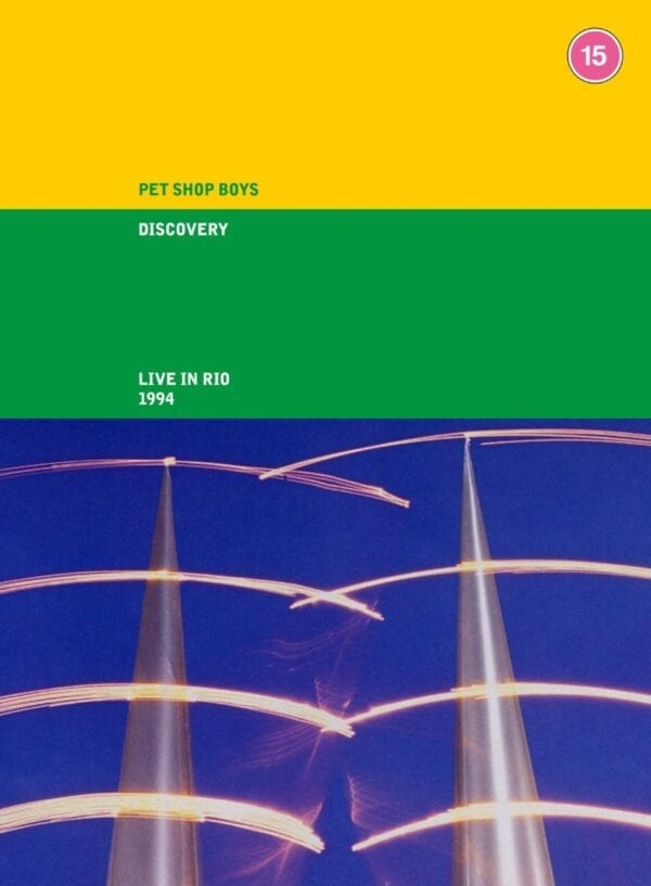 Pet Shop Boys – Discovery: Live In Rio 1994