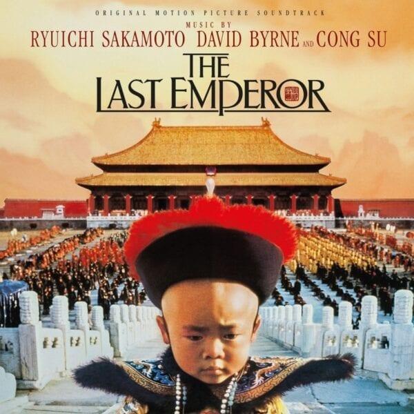 Ryuichi Sakamoto, David Byrne and Cong Su – The Last Emperor – Original Soundtrack