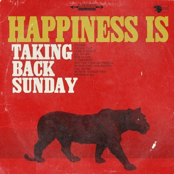 Taking Back Sunday – Happiness Is