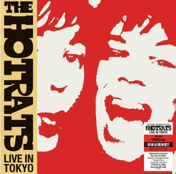 The Hotrats – Live In Tokyo