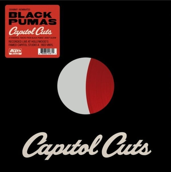 Black Pumas – Capitol Cuts