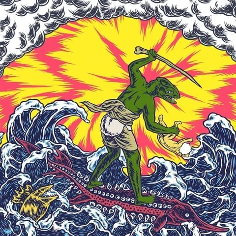 King Gizzard & The Lizard Wizard – Teenage Gizzard