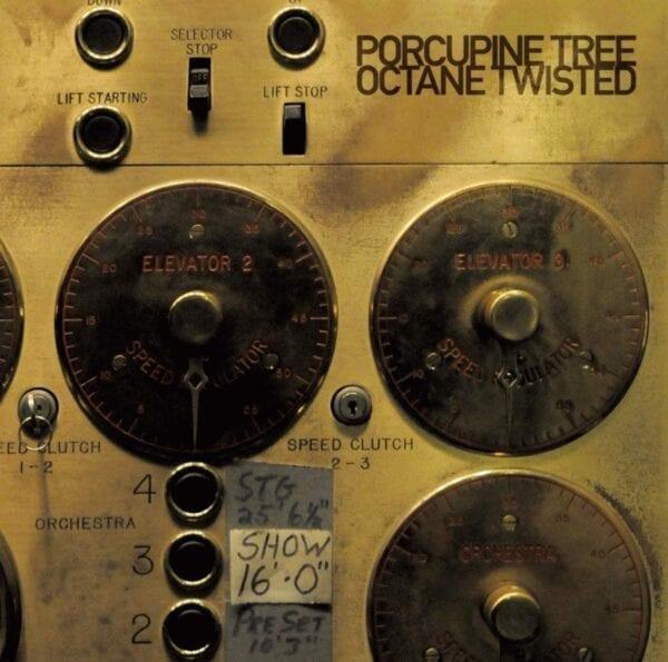 Porcupine Tree – Octane Twisted