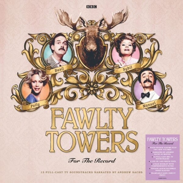 Fawlty Towers – For The Record