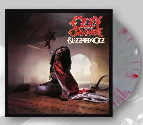 Ozzy Osbourne – Blizzard Of Ozz