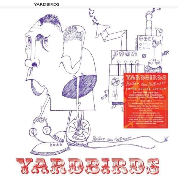 The Yardbirds – Yardbirds (Roger The Engineer) [Super Deluxe Edition]