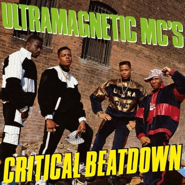 Ultramagnetic Mc's – Critical Beatdown (Expanded Edition)