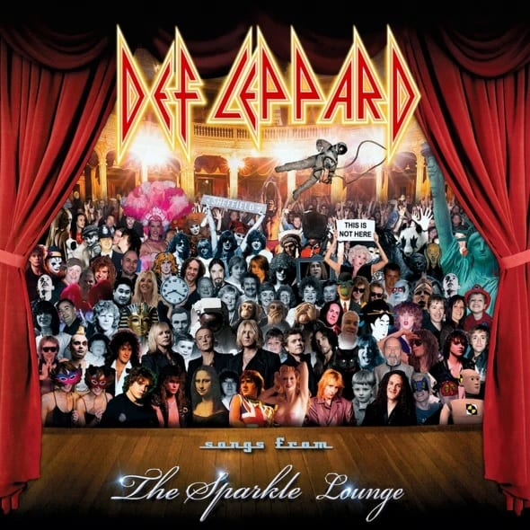 Def Leppard – Songs From The Sparkle Lounge