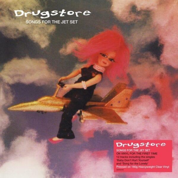 Drugstore – Songs For The Jet Set