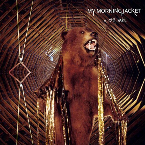 My Morning Jacket – It Still Moves (Golden Smoke Edition)