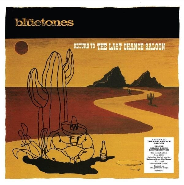 The Bluetones – Return To The Last Chance Saloon