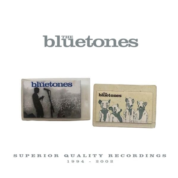 The Bluetones – Superior Quality Recordings (Exclusive Limited Signed Edition)