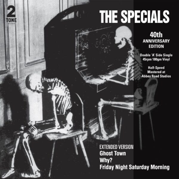 The Specials – Ghost Town (40th Anniversary Half Speed Master)