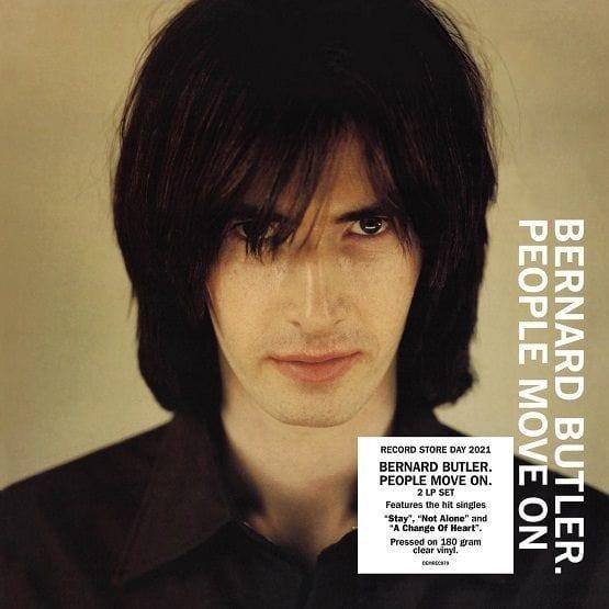 Bernard Butler – People Move On