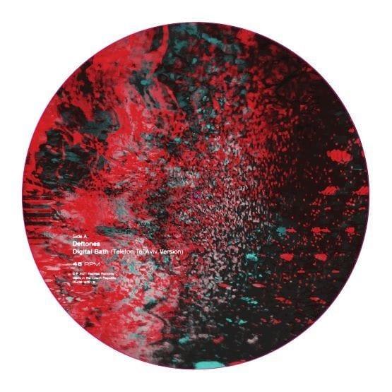 Deftones – Digital Bath (Telefon Tel Aviv)