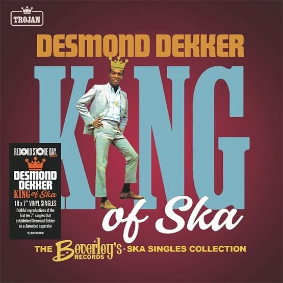 Desmond Dekker – King Of Ska – The Ska Singles Collection