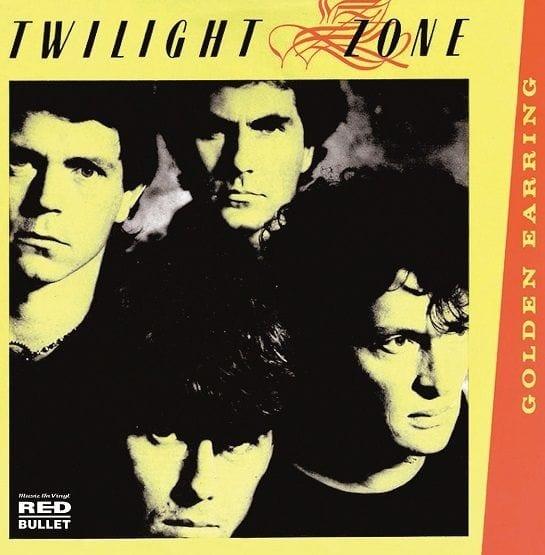 Golden Earring – Twilight Zone/When The Lady Smiles (Coloured Vinyl)