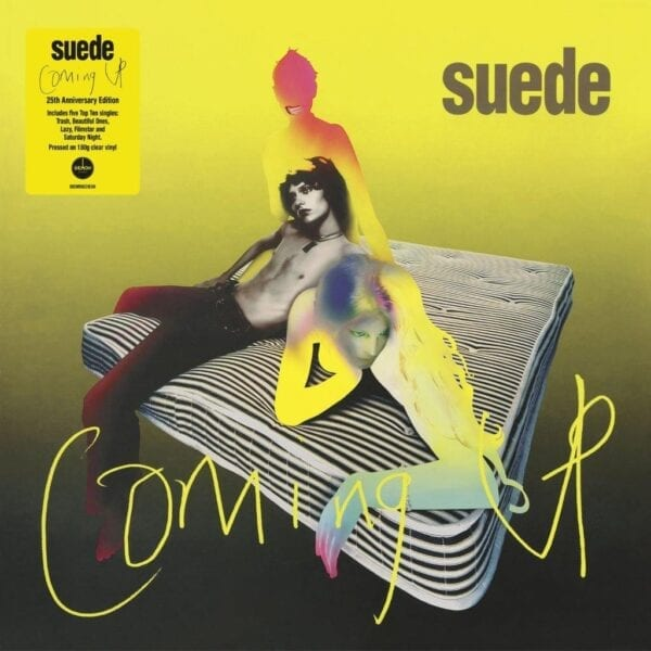 Suede – Coming Up (25th Anniversary)