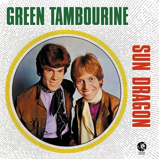 Sun Dragon – Green Tambourine (Coloured Vinyl)