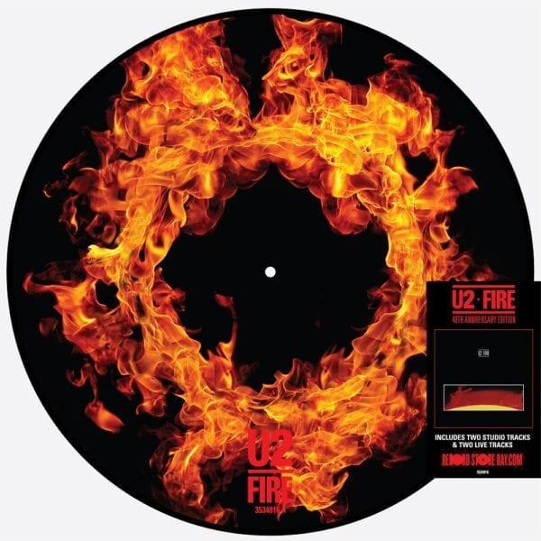 U2 – Fire (40th Anniversary Edition)