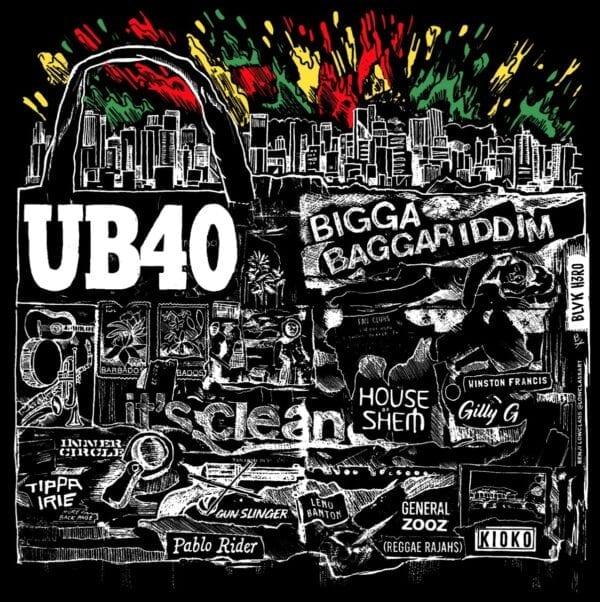 UB40 – Bigga Baggariddim