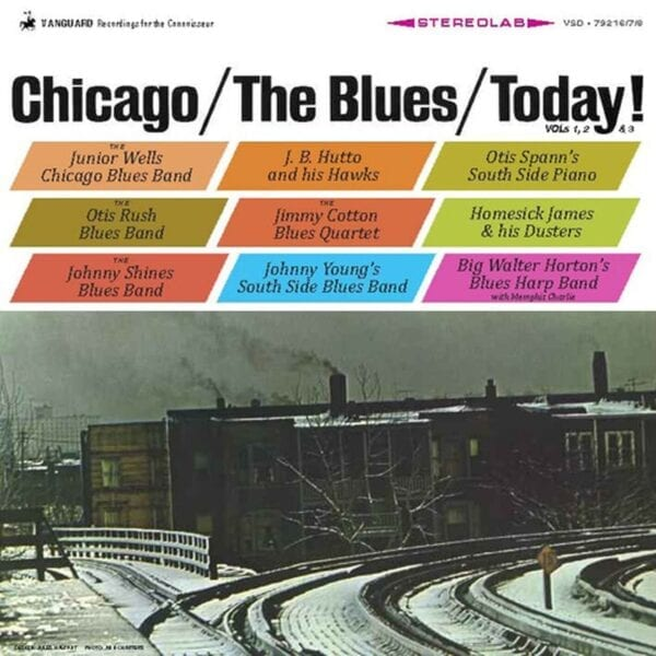 Various Artists – Chicago/The Blues/Today!