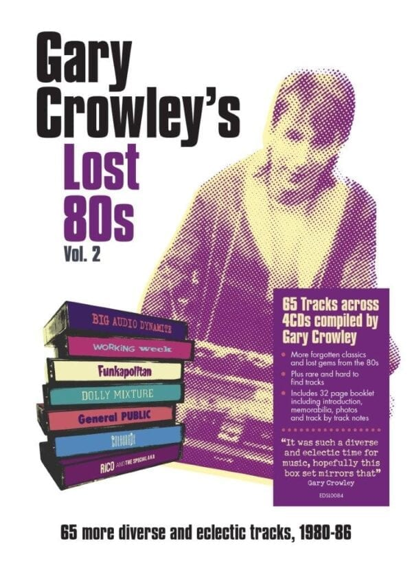 Various Artists – Gary Crowley's Lost 80s Vol. 2