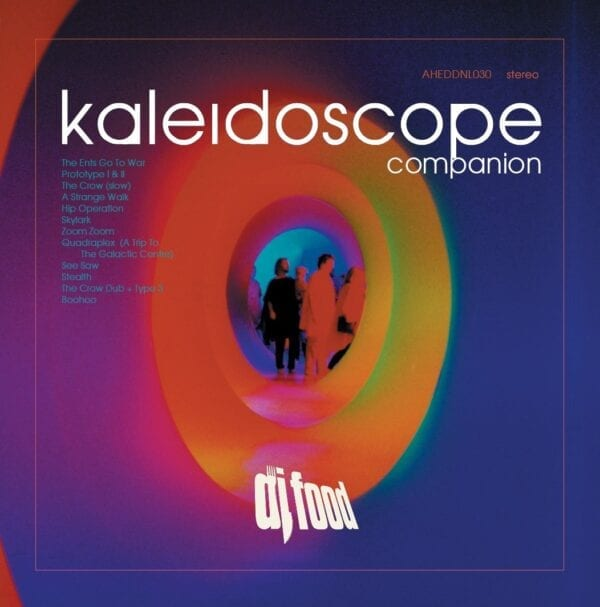 DJ Food – Kaleidoscope + Kaleidoscope Companion