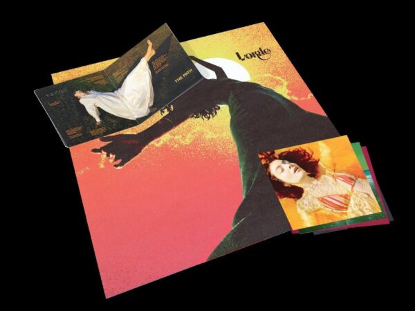 Lorde - Solar Power   Black Circle Records