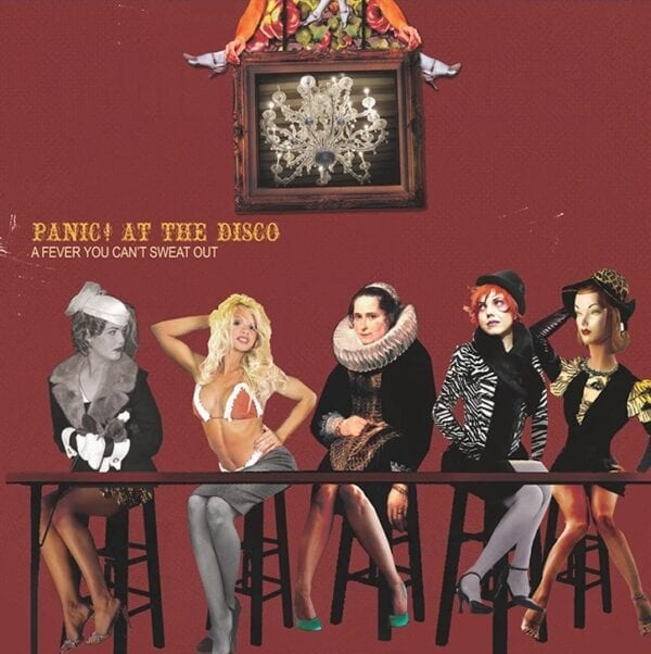 Panic! At The Disco – A Fever You Can't Sweat Out (Silver Vinyl)