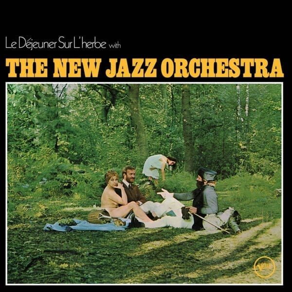 The New Jazz Orchestra – Le Dejeuner Sur l'Herbe
