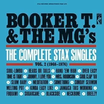 Booker T. & The MG's – The Complete Stax Singles Vol. 2 (1968-1974)