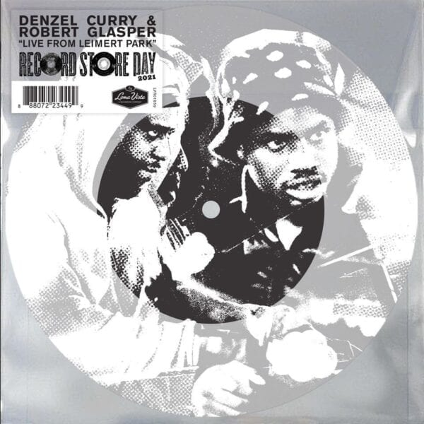 Denzel Curry / Robert Glasper – Live From Leimart Park