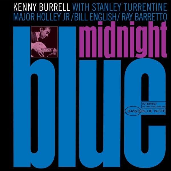 Kenny Burrell – Midnight Blue
