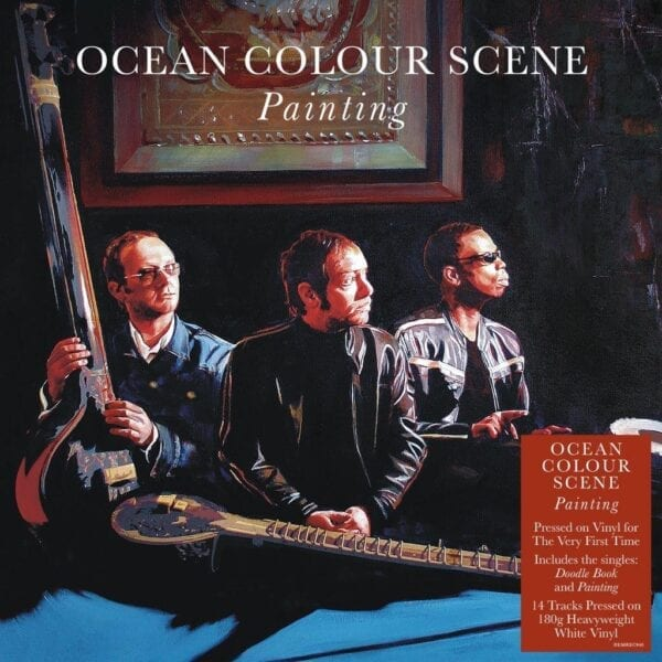 Ocean Colour Scene – Painting