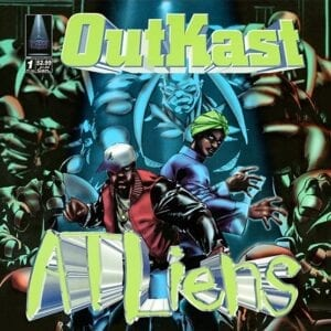 Outkast – ATLiens (25th Anniversary Deluxe Edition)
