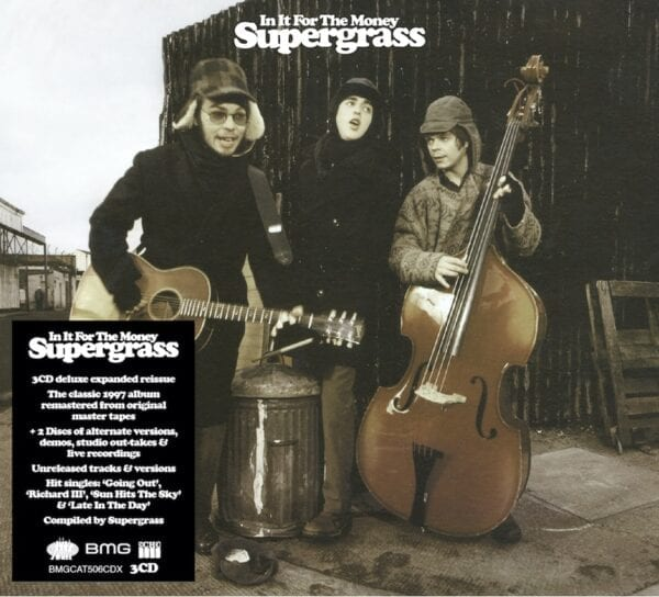 Supergrass – In It For The Money (Remastered Expanded Edition)