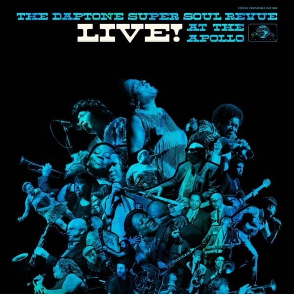 Various Artists – The Daptone Super Soul Revue Live! At The Apollo